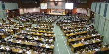 Interupsi soal BPJS dalam Paripurna Terakhir DPR